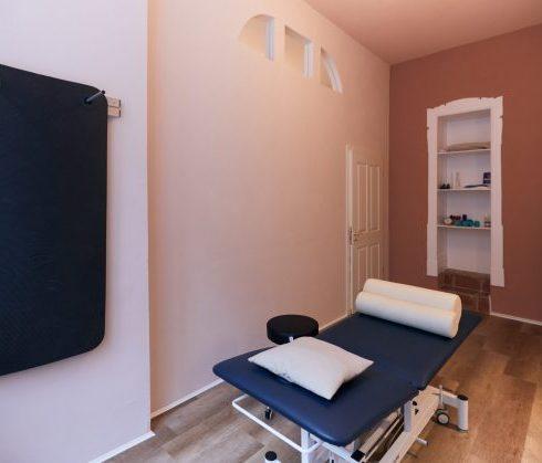 Großer Behandlungsraum - Physiotherapie am Ludwigkirchplatz Wilmersdorf