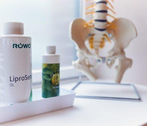 Massageöl - Physiotherapie am Ludwigkirchplatz Wilmersdorf