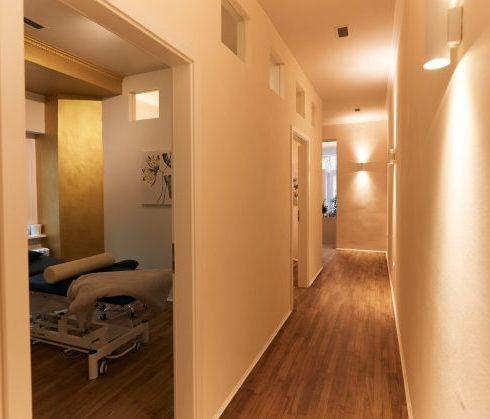 Einblick in Praxis - Physiotherapie am Ludwigkirchplatz Wilmersdorf