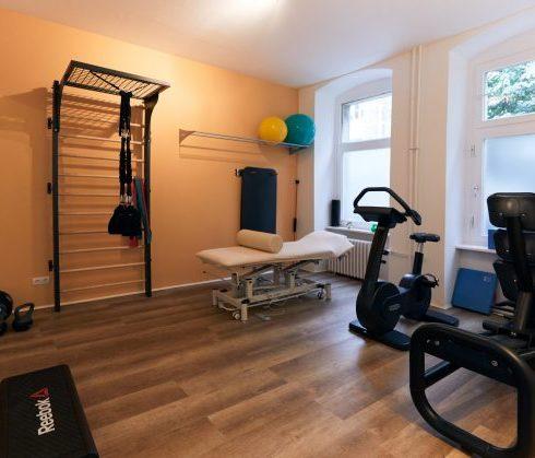 Training und Gymnastik - Physiotherapie am Ludwigkirchplatz Wilmersdorf