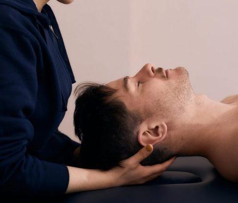Nackenbehandlung - Physiotherapie am Ludwigkirchplatz Wilmersdorf